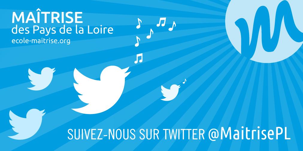 Suivez-nous sur Twitter : @MaitrisePL