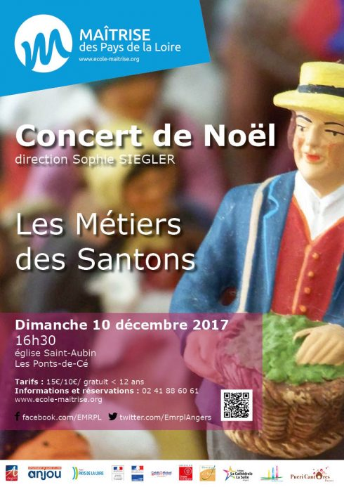 affiche concert 10 décembre 2017