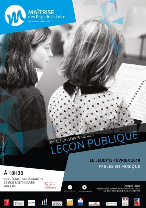 leçon publique 15-02-18